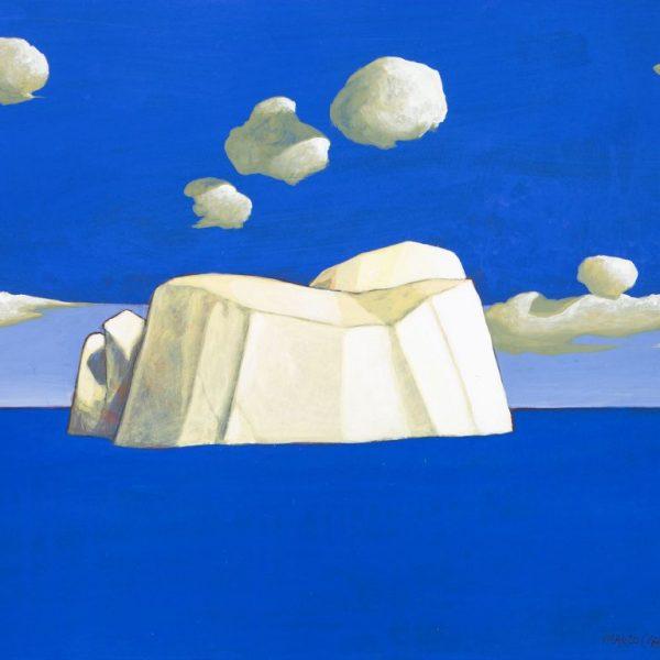 Piccolo iceberg (V) 2012 cm. 30 x 40